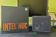 Kompaktowy, mini-PC dla wielbicieli minimalizmu? Owszem, Intel NUC! - Mały a przyszedł w dużym pudle