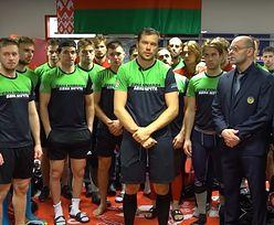 Przegrali z Polską. Białorusini nagrali wideo dla Łukaszenki