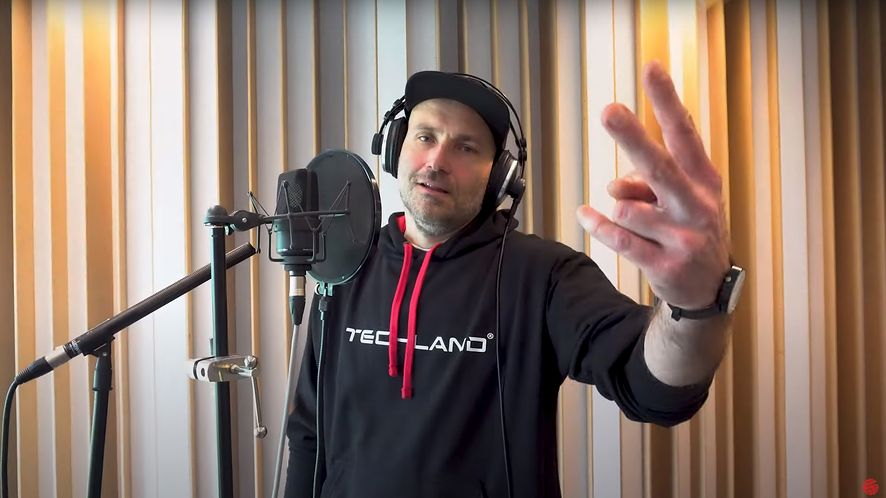 Tymon Smektała, lead designer Dying Light 2