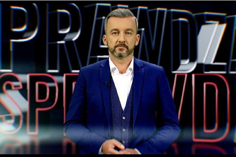 TVN reaguje w sprawie dziennikarza. Wycofuje z ramówki jego program