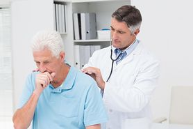 Pięć powodów do niepokoju. Ignorowane objawy raka płuc #ZdrowaPolka