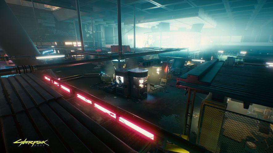 Cyberpunk 2077 w GeForce Now na premierę