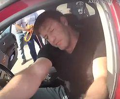 Gwiazdor MMA zatrzymany. Pokazali nagranie z akcji