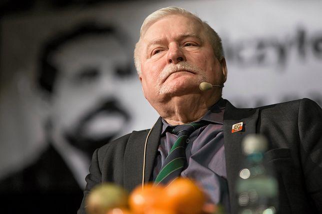 """Kontrowersyjny pomysł Wałęsy. Chce zastrzec nazwę """"Solidarność"""""""