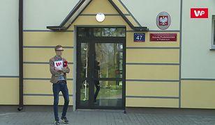 Dyrektorka ucieka przed dziennikarzem WP. W jej szkole doszło do gwałtu