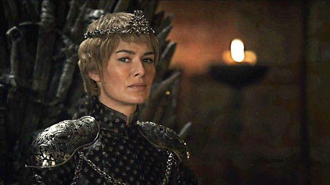 """Lena Headey w 8 sezonie """"Gry o tron"""""""
