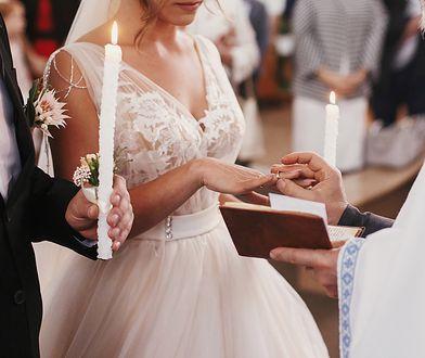 Nowe przepisy. Planujesz ślub? Przygotuj się na zmiany dotyczące ślubu kościelnego