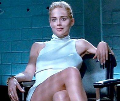 """Słynna scena straumatyzowała Sharon Stone. """"Obiecali, że nic nie będzie widać"""""""