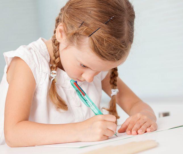 """""""Młodzi ludzie trafiają do szkół z zupełnie inną siłą i zręcznością dłoni niż przed dziesięcioma laty"""""""