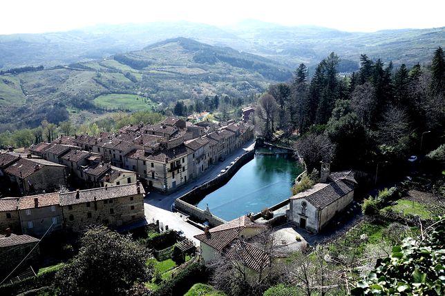 Santa Fiora uznawana za jedną z najpiękniejszych miejscowości we Włoszech