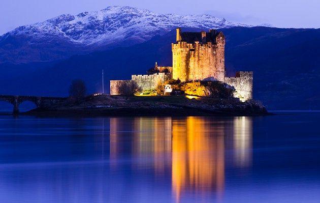 Szkocja - w krainie zamków i smoków