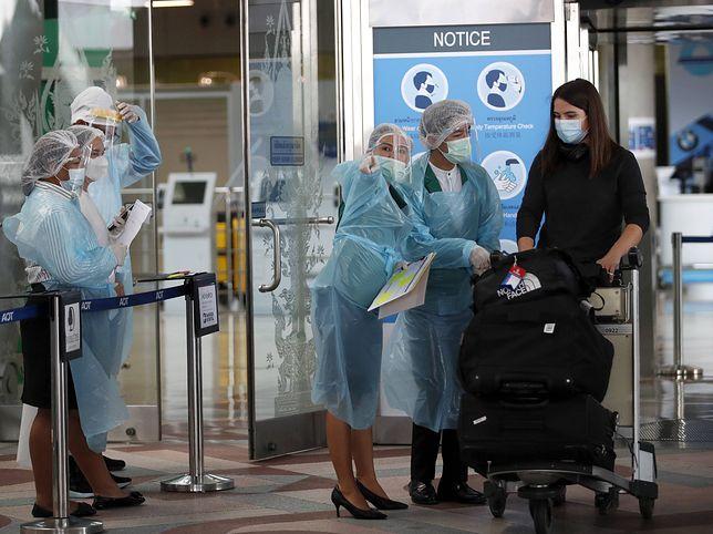 Koronawirus na świecie. Zaostrzone środki