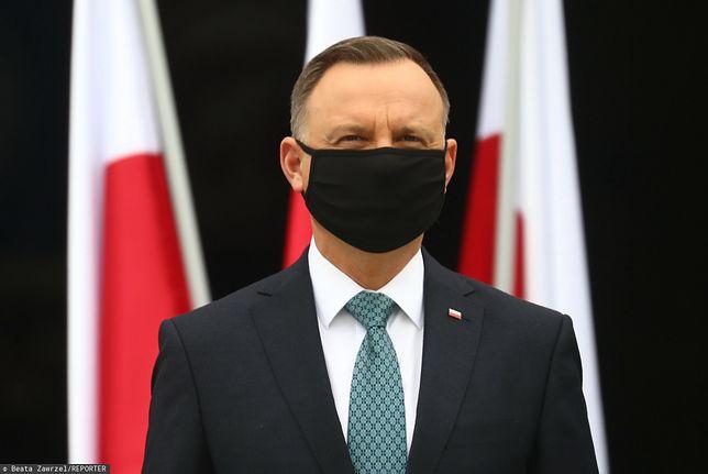 Andrzej Duda ratyfikował decyzję ws. budżetu UE