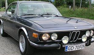 Kultowy rekin - BMW 3.0 CS