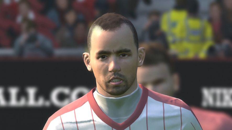 PES 2014 doczekał się łatki z nowymi twarzami dla piłkarzy. Czy nasi reprezentanci w końcu są do siebie podobni?