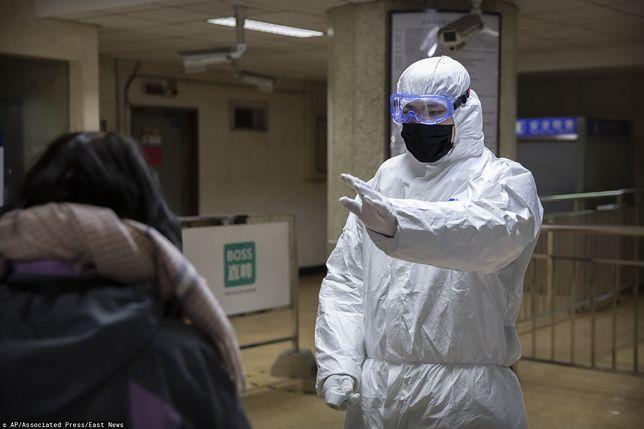 Wirus z Chin już mniej niebezpieczny? Zdaniem ekspertów odnaleziono lek