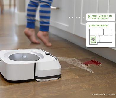"""iRobot Roomba z nowymi funkcjami. Jest jeszcze bardziej """"inteligentnie"""""""