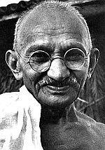 Gandhi pisze do Hitlera
