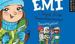 Emi (VI). Emi i Tajny Klub Superdziewczyn. Tom 6. Śnieżny patrol
