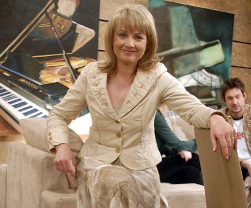 Iwona Kubicz przez wiele lat pracowała dla stacji TVP (AKPA)