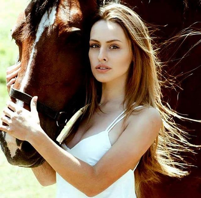 Justyna Zgud wygrała konkurs na najpiękniejszą gospodynię wiejską w Polsce.