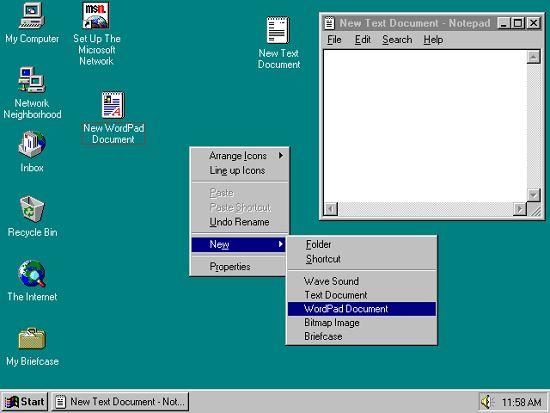 Prosty i przejrzysty interfejs