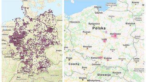 5G od T-Mobile w Niemczech: 40 mln ludzi w zasięgu. W Polsce jest znacznie gorzej