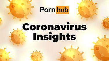 PornHub beneficjentem pandemii koronawirusa. Chwali się statystykami - PornHub w czasie pandemii popularniejszy niż zwykle (fot. blog PornHub)