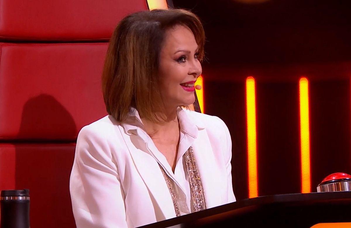 """""""The Voice Senior"""": Izabela Trojanowska była kompletnie zaskoczona sytuacją"""