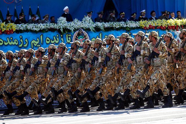 Rakiety od Rosjan. Iran pochwalił się sprzętem wojskowym