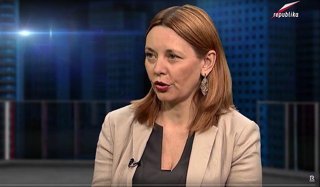 """Sabina Zalewska wykłada etykę na UKSW. Jak donosi """"Tygodnik Powszechny"""", nagminnie plagiatuje też prace innych"""