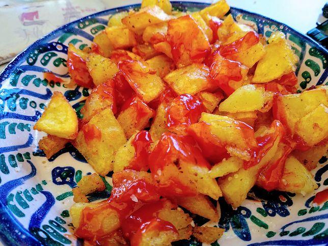 Smażone ziemniaki stały się znakiem rozpoznawczym hiszpańskiej gastronomii