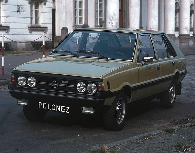 FSO Polonez z początku produkcji