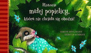 Mała Popielica. Historia małej popielicy, która nie chciała się obudzić