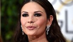 Co się stało z twarzą Catherine Zeta-Jones?