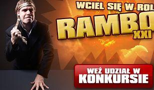 Konkurs Rambo XXI czas zacząć!