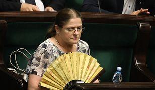 Krystyna Pawłowicz: wpadka posłanki PiS na Twitterze. Chodzi o emerytury dla matek i atak na PSL