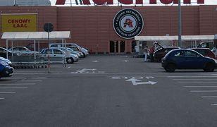 """Kolejny sklep Auchan wprowadza """"ciche godziny"""" dla klientów ze spektrum autyzmu"""