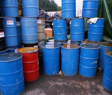 Rozbita grupa zajmująca się niebezpiecznymi odpadami. Chodzi o dziesiątki tysięcy ton i miliony złotych