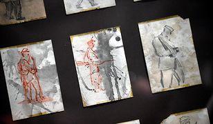 Niezwykłe prace Leona Michalskiego trafiły do kolekcji MPW [GALERIA]
