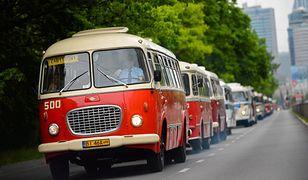 Parada zabytkowych autobusów [GALERIA]