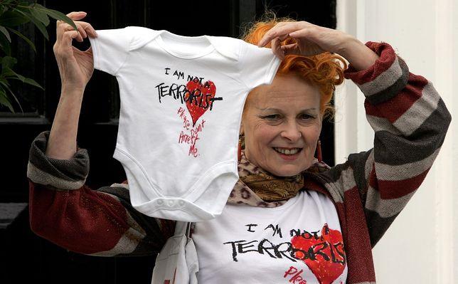 Vivienne Westwood skończyła w kwietniu 77 lat