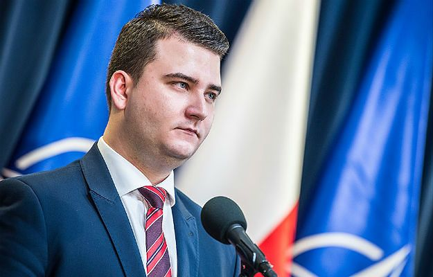Prokuratura odmówiła wszczęcia śledztwa ws. Bartłomieja Misiewicza