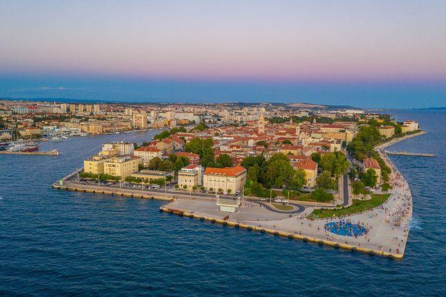 Zadar, Chorwacja - zdjęcie ilustracyjne