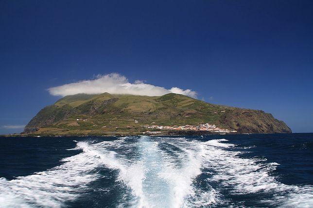 Wyspa Corvo, zdjęcie ilustracyjne