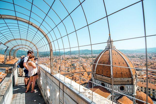 Z lotniska Florencja w prosty sposób można dostać się do centrum miasta