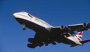 British Airways rezygnuje z kultowych samolotów. Jumbo jety trafią na złom