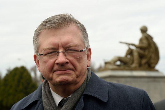 Rosyjski ambasador o rozmowie w polskim MSZ: trudna, ale poprawna