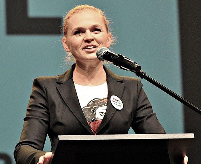 Liderką stowarzyszenia Inicjatywa Polska jest Barbara Nowacka