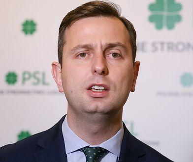 Władysław Kosiniak-Kamysz skomentował słowa prezydenta